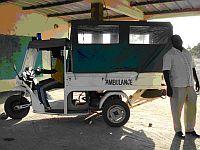 Eén ambulance voor de hele regio