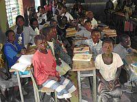Overvolle klaslokalen